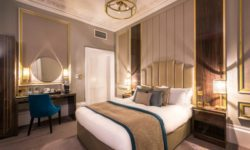 New boutique hotel rooms in Edgbaston Village