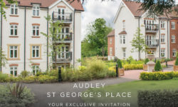 Open lunchtime event at Audley St George's Place